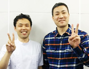 ご年齢:30代(男性) ご職業:会社員 お住まい:台東区 写真